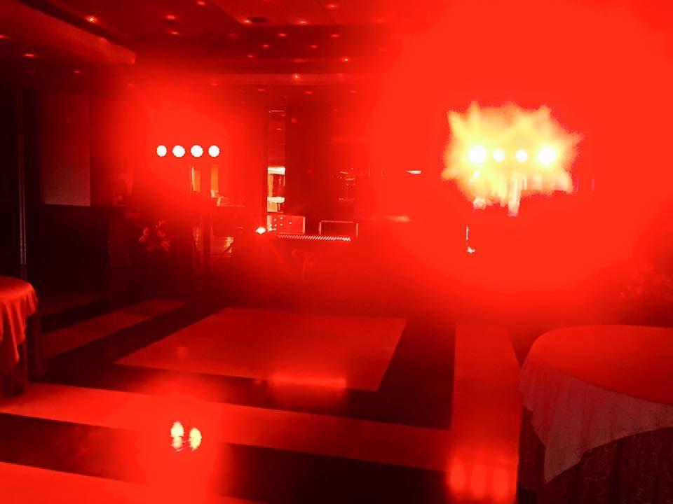 Iluminación de alta calidad LED.