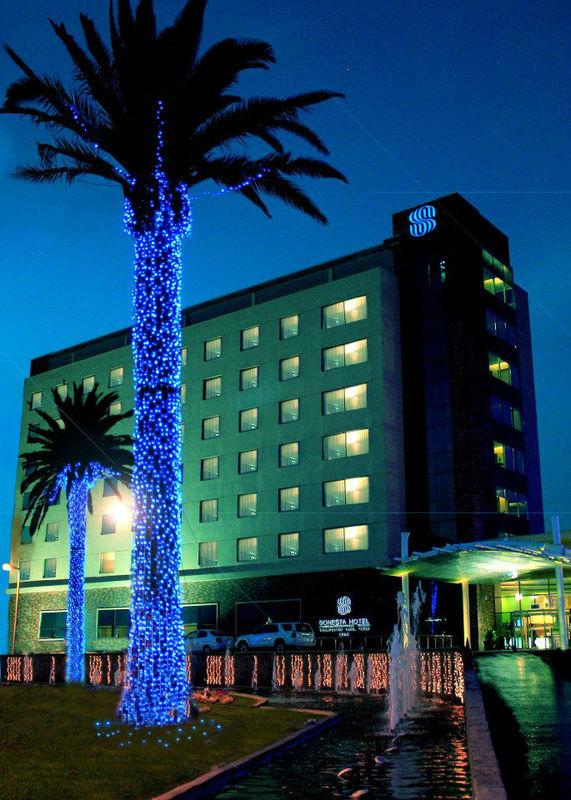 Hotel Sonesta Concepción.