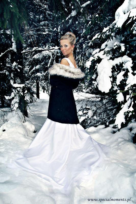 Zimowa Panna Młoda