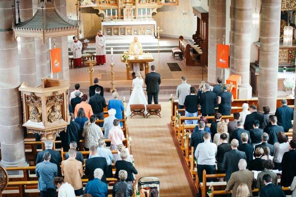 Kirche - Martin J. Breuer Hochzeitsfotograf Basel www.martinjbreuer.de
