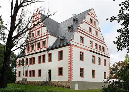 Beispiel: Westflügel, Foto: Renaissanceschloss Ponitz.