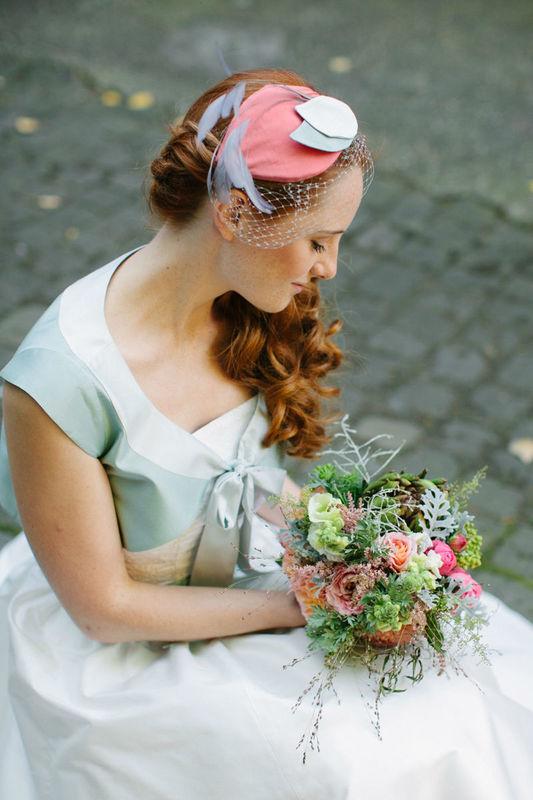 Beispiel: Braut, Foto: KS Photo & Design.