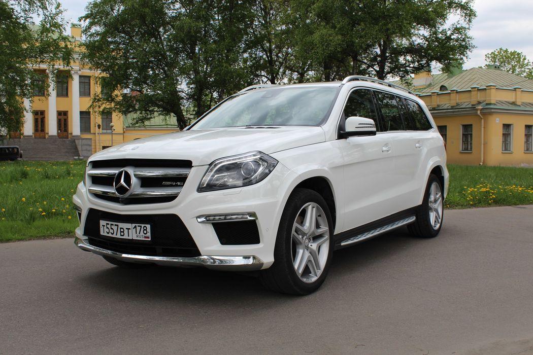 Mercedes-Benz GL 7 мест