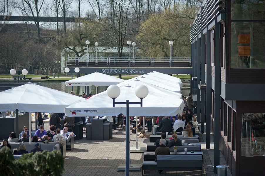 Beispiel: Terrasse, Foto: Schürmanns im Park.
