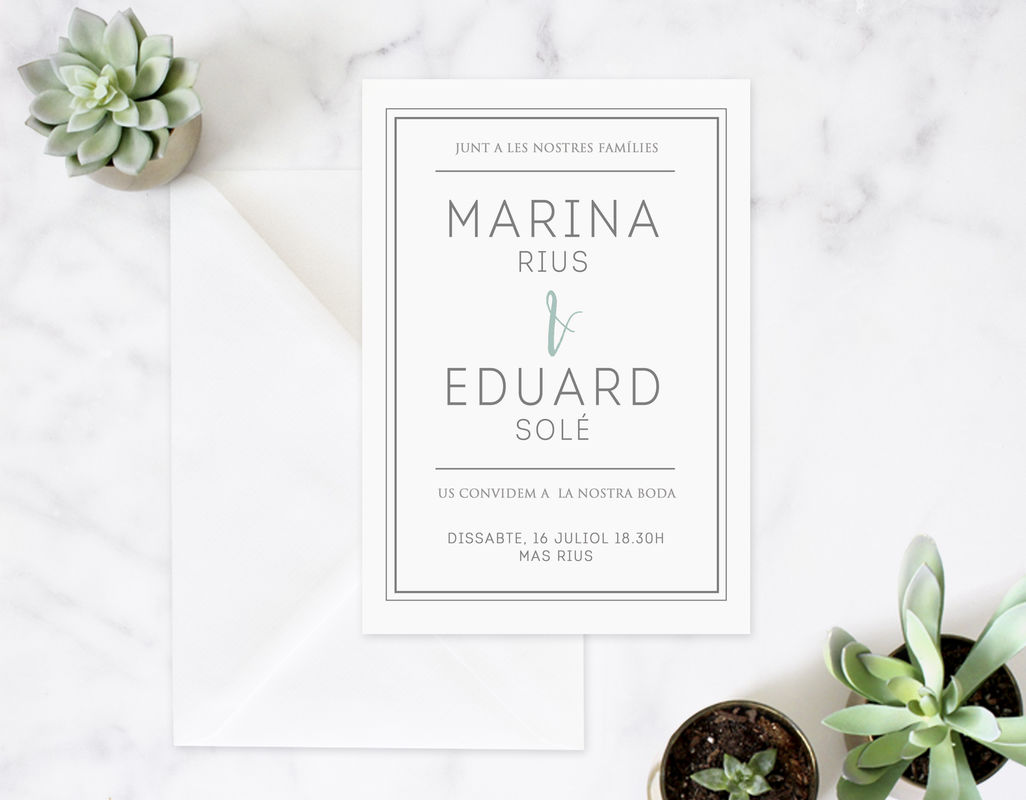 invitaciones de boda once upon a cake #wedding #weddingplanner #invitacionesdeboda #bodas