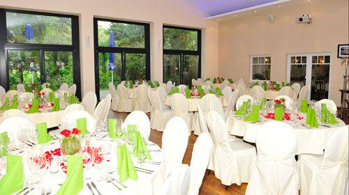 Beispiel: Festsaal - Bankett, Foto: Wein- und Friesenstube.