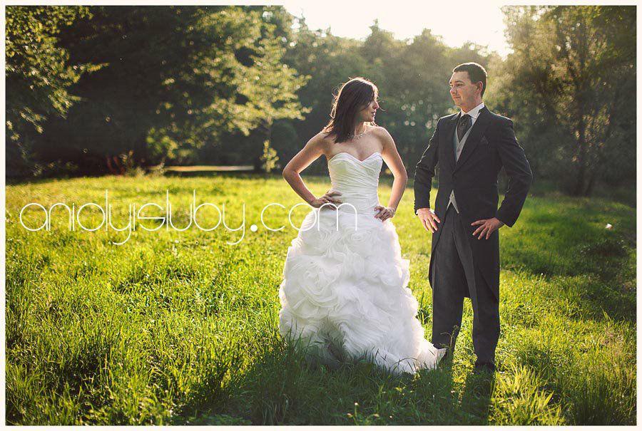 Anioły i Śluby
