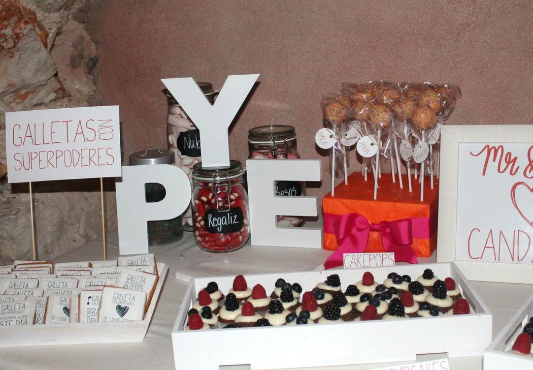 Candybar PyE
