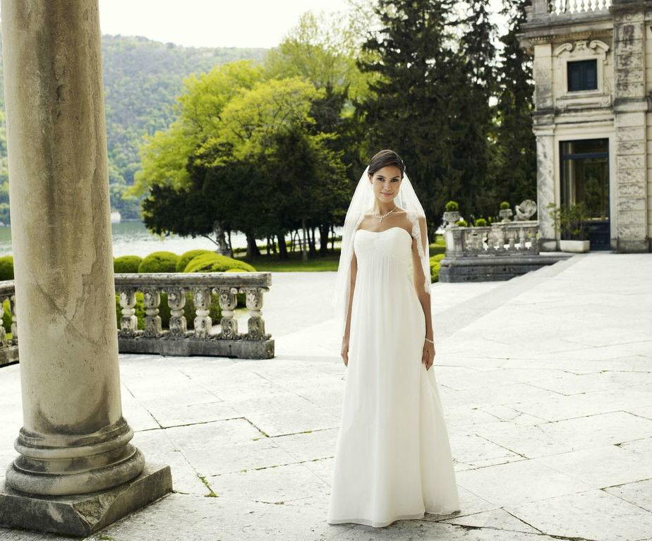 Beispiel: Ihr Traumkleid, Foto: Wedding Center Wien.