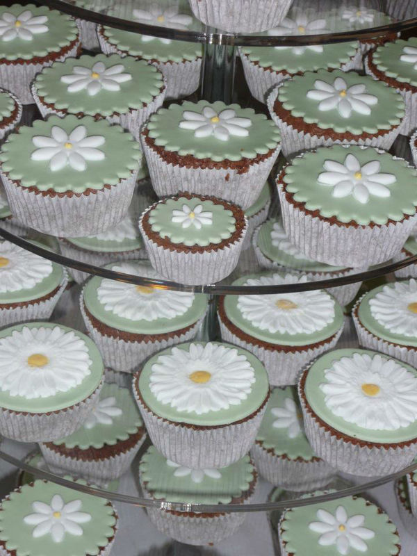 Beispiel: Cupcakes statt Torte, Foto: Cupn'Keks.