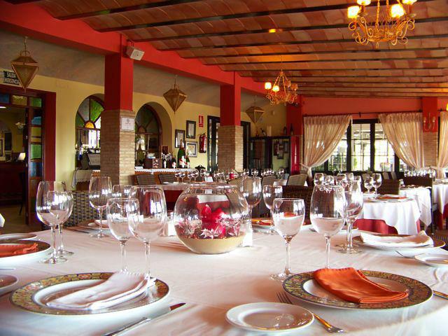 Restaurante Las Dunas.