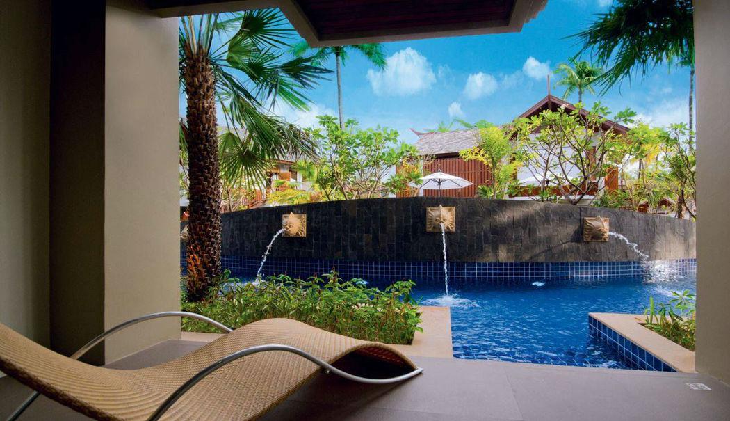 Beispiel: Luxus-Hotel, Foto: Neckermann.