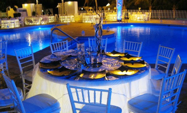 Hotel para eventos - Foto Marinaterra