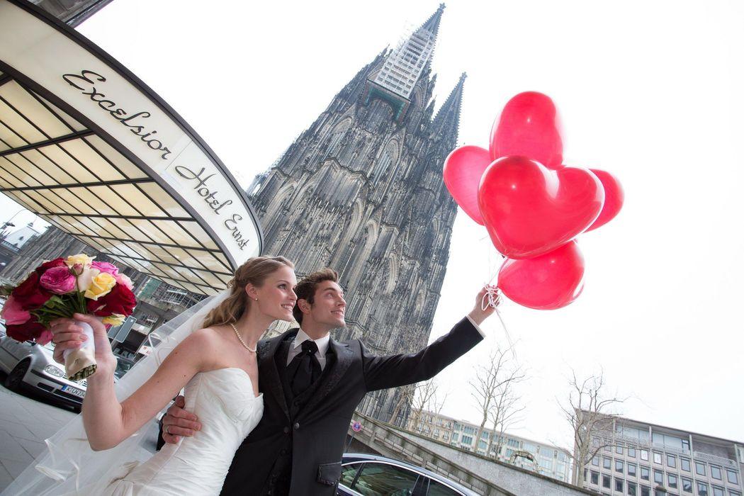 Hochzeiten im Excelsior Hotel Ernst
