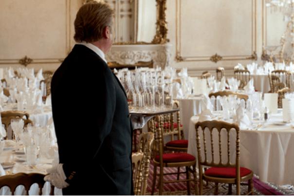 Beispiel: Gastronomisch verwöhnt, Foto: Palais Pallavicini.