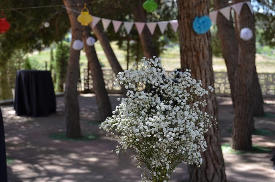Jardín los Rosales
