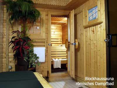 Beispiel: Sauna, Foto: AKZENT Aggertalhotel Zur alten Linde.