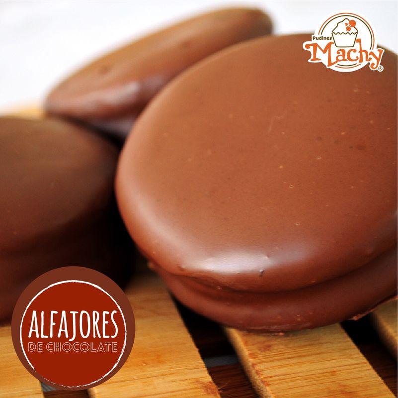 Alfajores de Chocolate