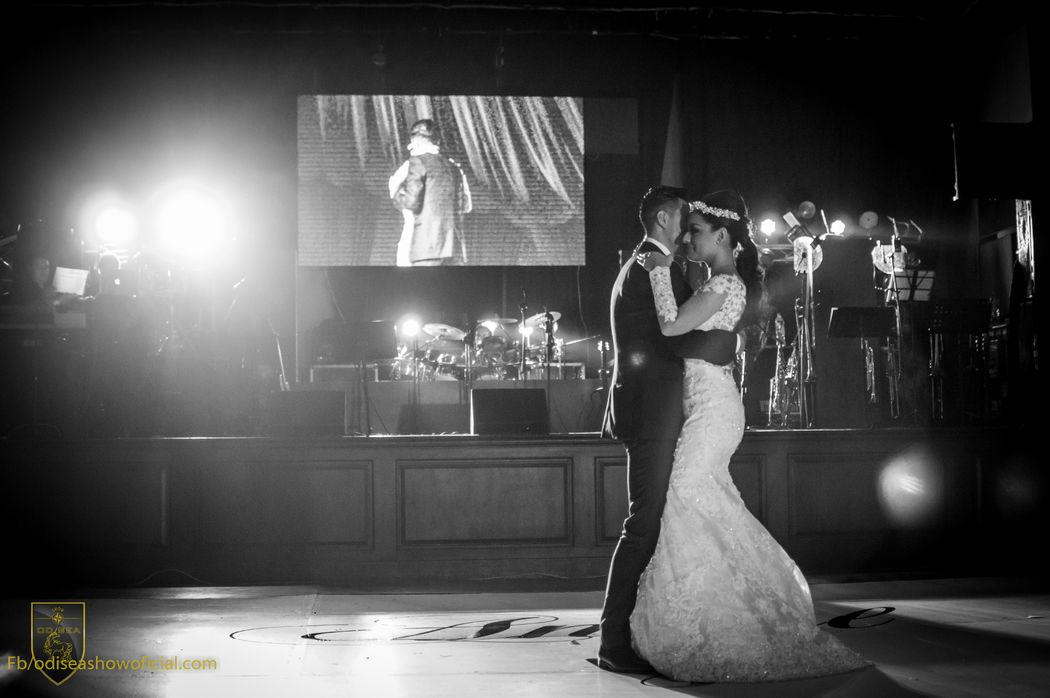 Odisea Show, música en vivo para tu boda