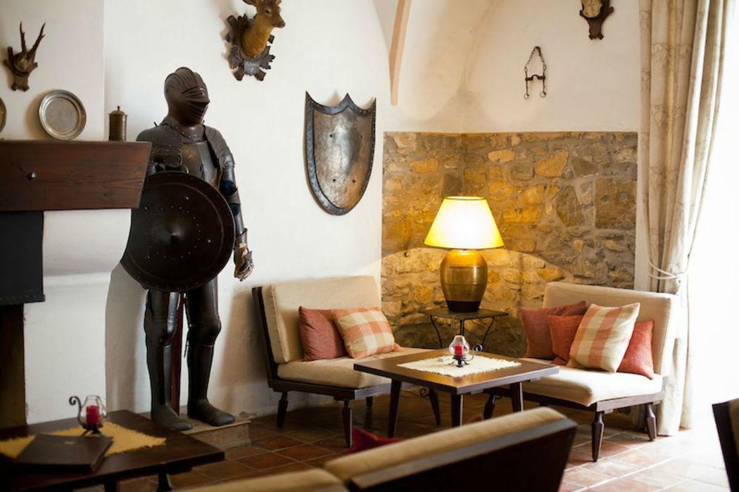 Beispiel: Innenbereich, Foto: Schloss Ernegg.