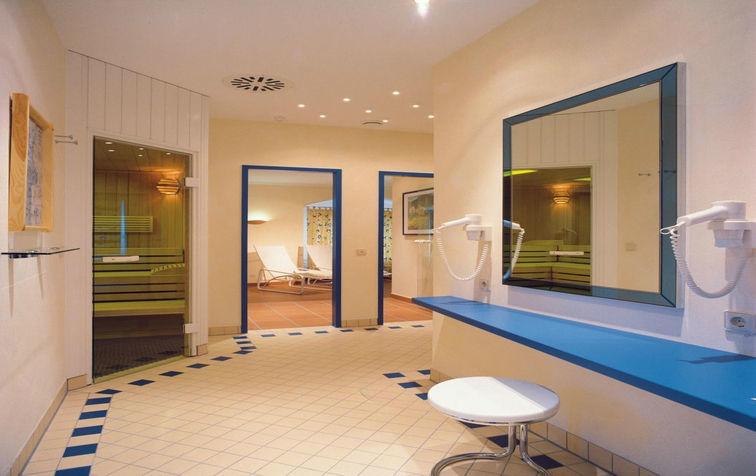 Beispiel: Wellness, Foto: Steigenberger Inselhotel Konstanz.