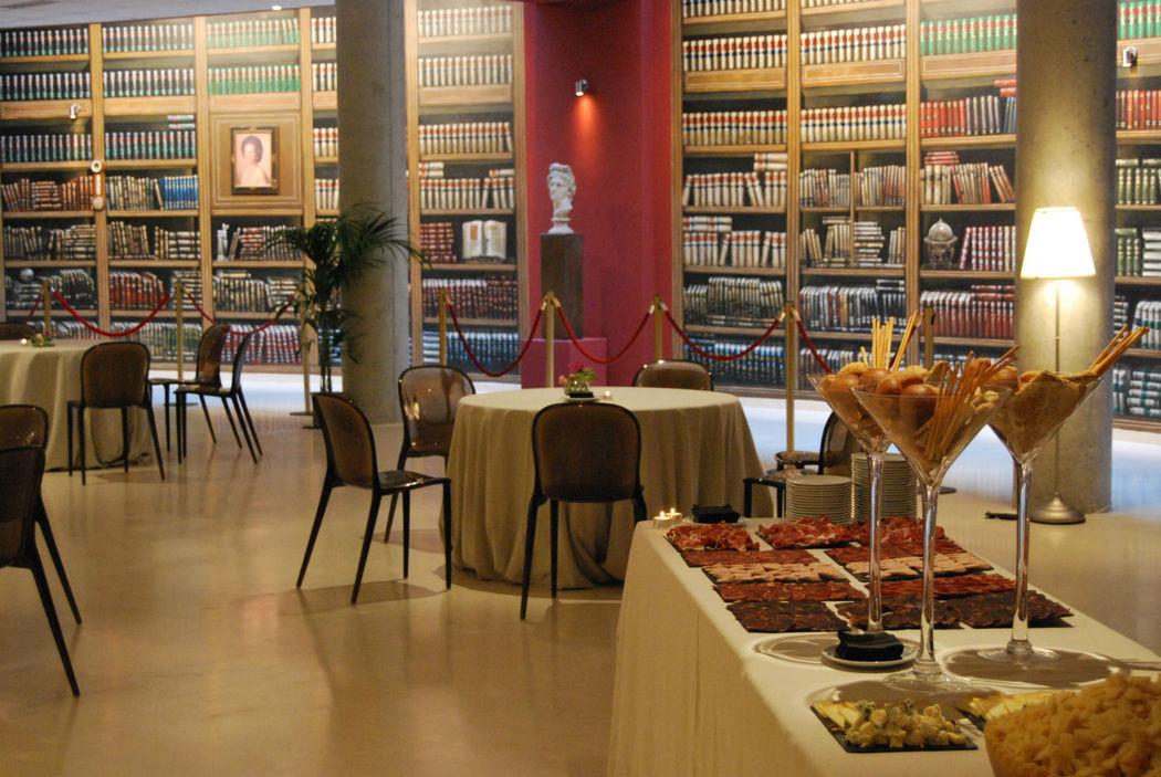 Salon Biblioteca