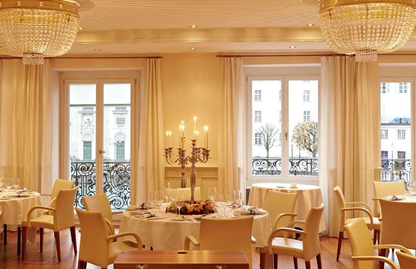 Beispiel: Ihre Hochzeitstafel, Foto: Hotel des Balances.