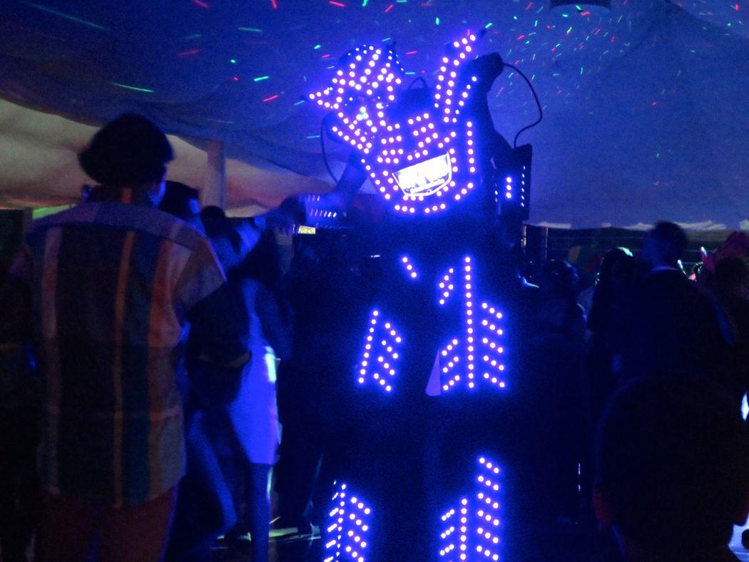 Led Robot!