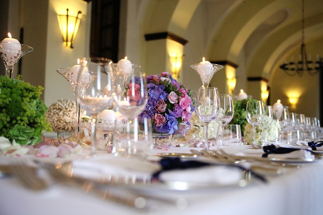 Anna Frascisco Event Planner Tavolo Imperiale