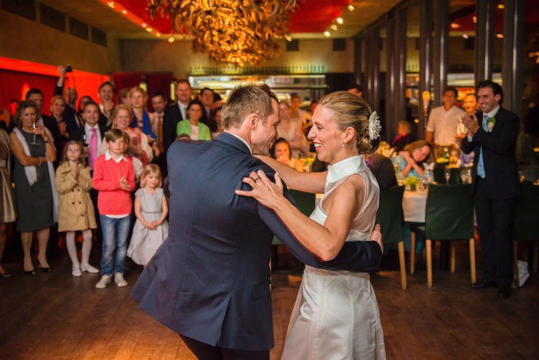 Beispiel: Professionelle Hochzeitsfotos, Foto: Foto Sulzer.
