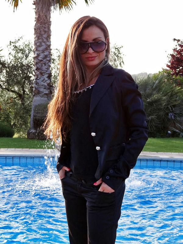 The singer :)