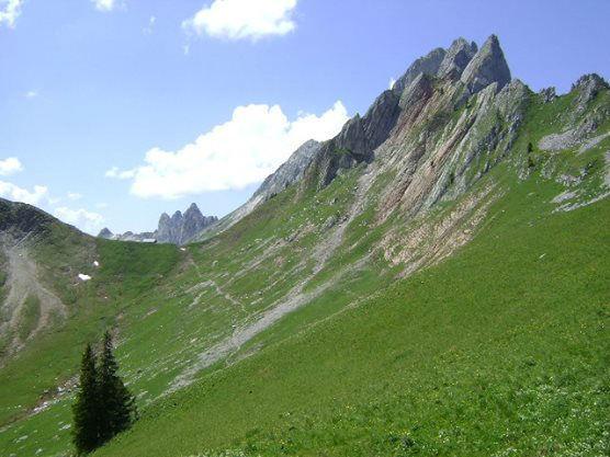 Beispiel: Aussicht auf die Berge, Foto: Hotel Ermitage.