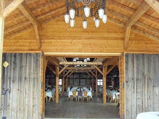 Beispiel: Pavillon, Foto: Landgasthof Lenderstuben.