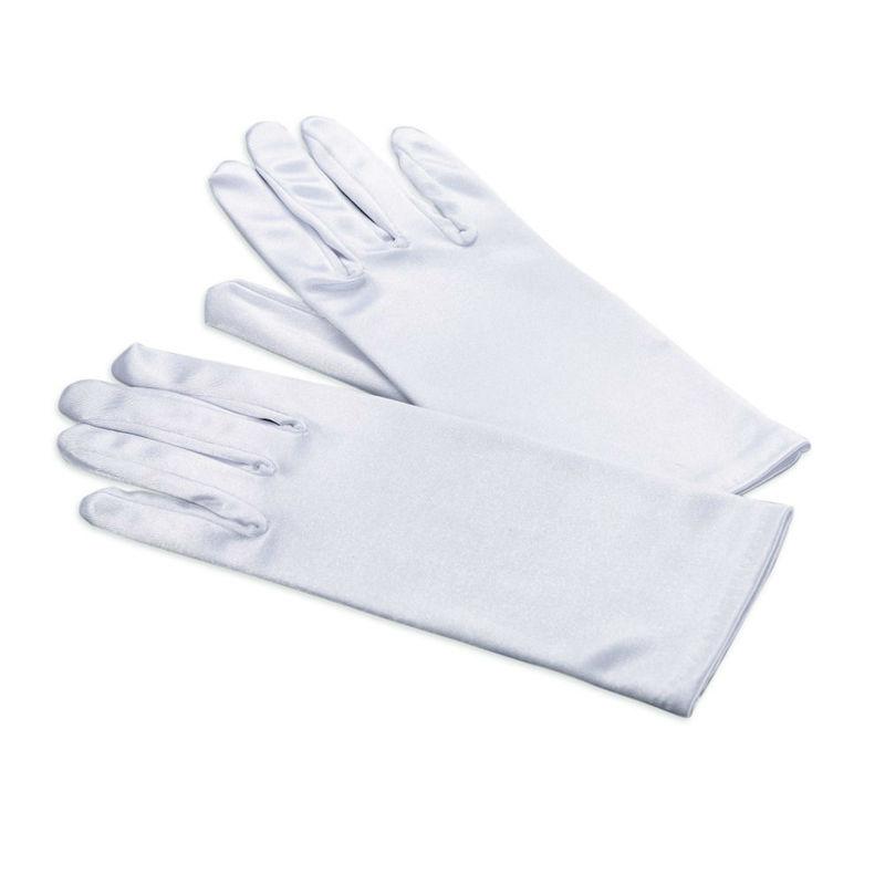 Beispiel: Handschuhe, Foto: Rhomberg Brautaccessoires.