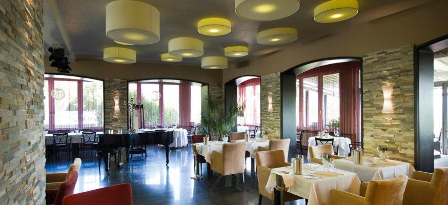 Beispiel: Restaurant Santé, Foto: Zum Steinernen Schweinchen.