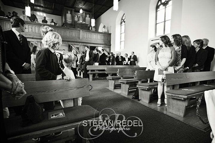 Beispiel: Fotos von der Trauungszeremonie, Foto: Stefan Redel Photographie.