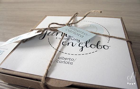 Packaging exterior personalizado