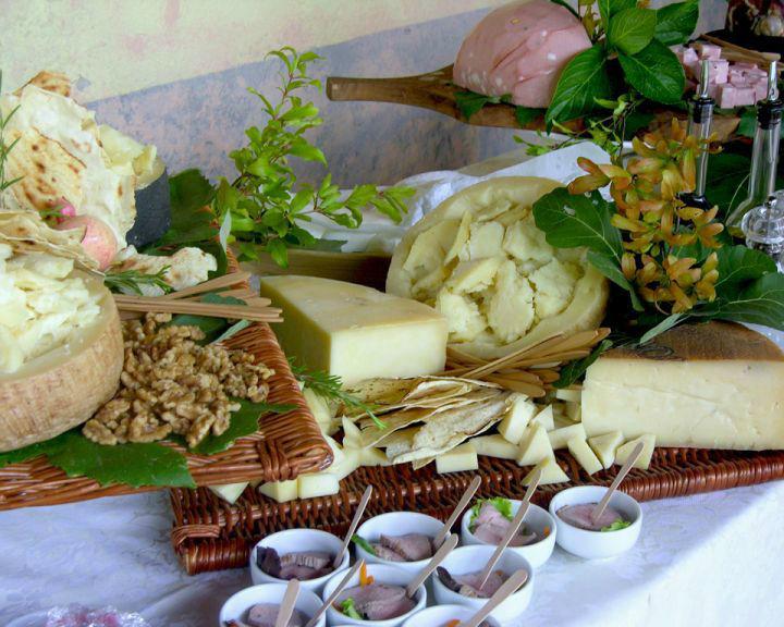 Angolo rustico dei nostri aperitivi