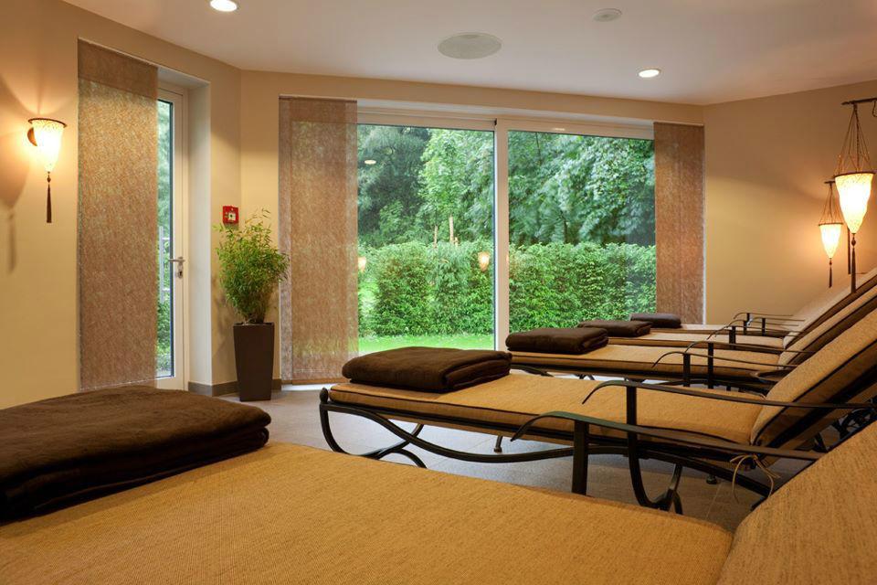 Beispiel: Wellness-Ruhebereich, Foto: Romantik Hotel Kieler Kaufmann.