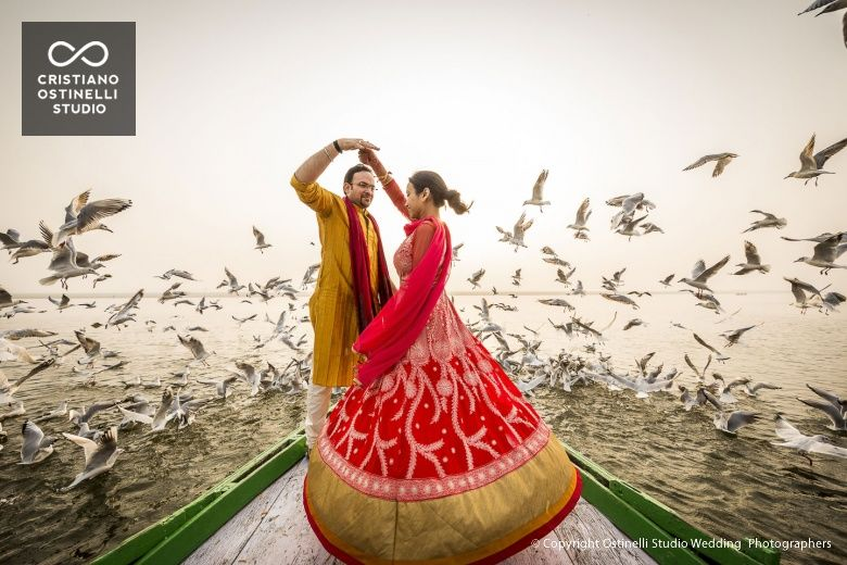 Weddin in Varanasi, India