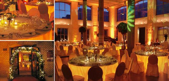 Beispiel: Ambiente für Ihre Hochzeitsgesellschaft, Foto: Florentina Schiller Dekoration & Design.
