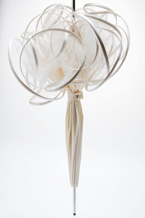 Beispiel: Schirm für die Braut, Foto: Sposa Vienna.