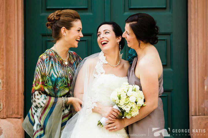 Beispiel: Wunderschöne Gruppenbilder, Foto: George Natis Photography.