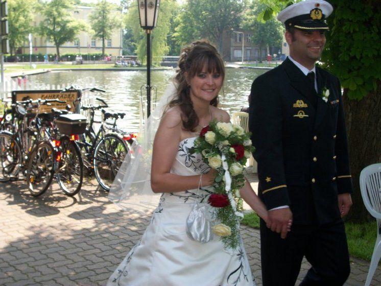 Beispiel: Brautpaar, Foto: Restaurant Liebesquelle.