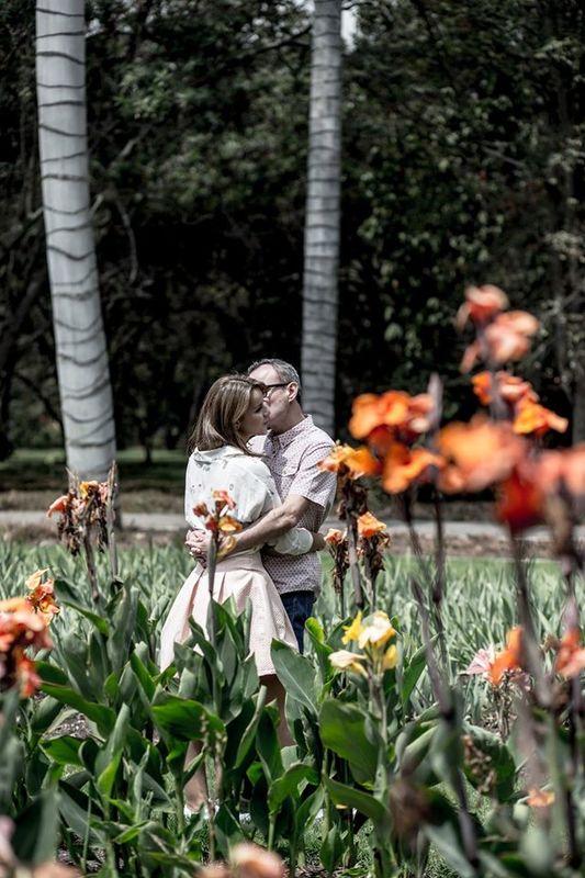 Kelly y Gustavo. Sesión preboda, Bogota, Colombia