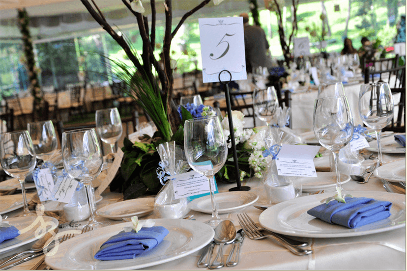 Planificación de bodas - Foto SZ Eventos
