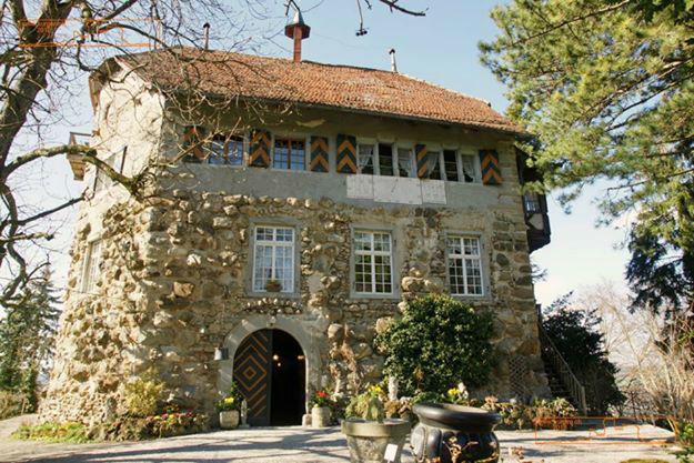 Beispiel: Freie Trauungszeremonie - Location Schloss Sargans, Foto: trauungszeremonie.ch