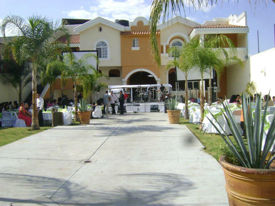 Salón Jardín Mayton