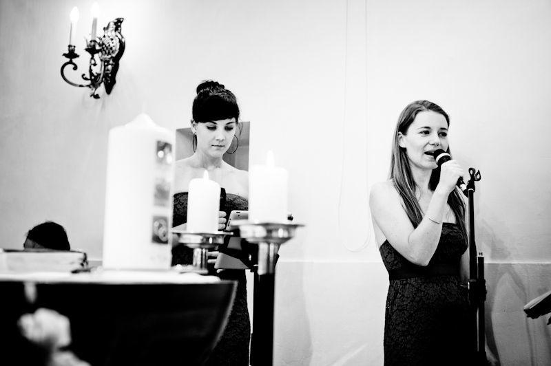 Beispiel: Gabriela Horn und Ariane Füßl, Foto: Soulmates.