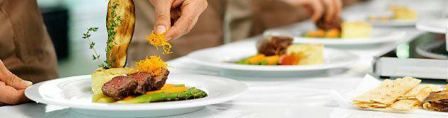 Beispiel: Catering, Foto: